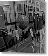 Reflections On The World Metal Print