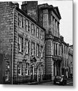 Regent Quay Aberdeen Scotland Uk Metal Print