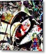 Regimen Of A Daydreamer  Metal Print
