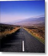 Regional Road In County Wicklow Metal Print