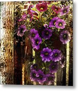 Relaxed Beauty Metal Print