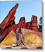 Remember September 11th Metal Print