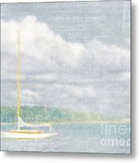 Remembering Ethereal Days Metal Print