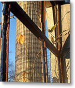 Remnant  Metal Print by Tammy Cantrell