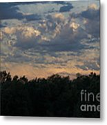 Remnants Of The Rainstorm Metal Print