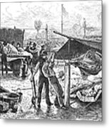 Republican Barbecue, 1876 Metal Print by Granger