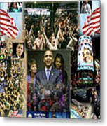 Respectfully Yours..... Mr. President 2 Metal Print