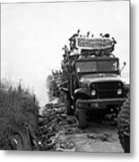 Return Of Pows During Operation Big Metal Print