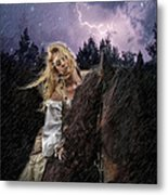 Return To Camelot Metal Print