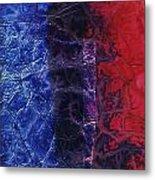 Rhapsody Of Colors 54 Metal Print