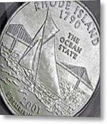 Rhode Island 2001 Metal Print