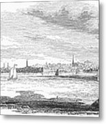 Rhode Island: Newport Metal Print