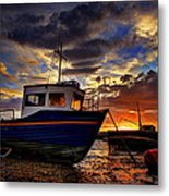 Rhos Sunrise Metal Print