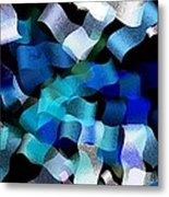 Ribbons Metal Print by Lorraine Louwerse