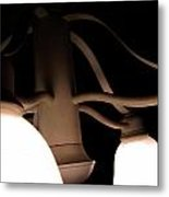 Ribbons Of Light Metal Print