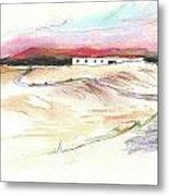 Ribera Del Duero In Spain 09 Metal Print