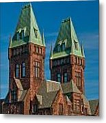 Richardson Building 3421 Metal Print