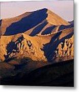 Richardson Mountains, Dempster Highway Metal Print