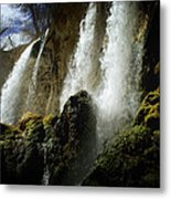Rifle Falls I Metal Print