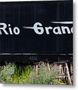 Rio Grande Metal Print