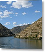Ripples On The Water Metal Print
