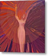 Rising From The Ashes Metal Print