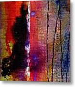 Rising To The Challenge Metal Print