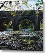 River Annalee, Ballyhaise, Co Cavan Metal Print