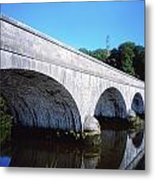 River Blackwater, Cappoquin, Co Metal Print