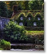 River Cottage Metal Print
