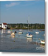 River Deben Estuary Metal Print