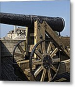River Defense Metal Print