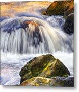 River Flows 03 Metal Print