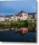 River Nore, Kilkenny, County Kilkenny Metal Print