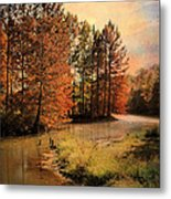 River Of Hope Metal Print by Jai Johnson