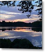 River Of Tranquility Metal Print