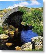 River Owenwee, Poisoned Glen, Co Metal Print