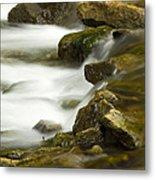 River Rapid 6 Metal Print