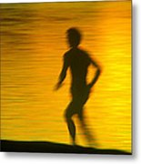River Runner 1 Metal Print