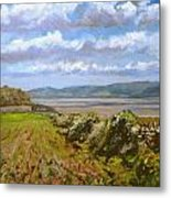 River Severn View Metal Print