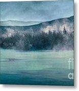 River Song Metal Print
