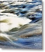River Waves  Metal Print