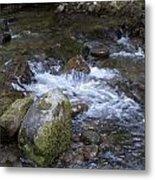 Rivers-streams-creeks - 0038 Metal Print