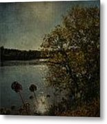 Rivers Thoughts  Metal Print