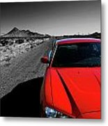 Road Trippin' Metal Print