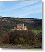 Roadside Castle Metal Print