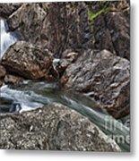 Roaring River Falls Metal Print