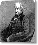 Robert Brown (1773-1858) Metal Print