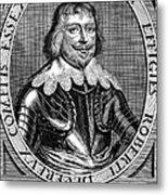Robert Devereux (1591-1646) Metal Print