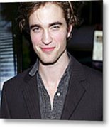 Robert Pattinson At Arrivals For Harry Metal Print